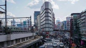 Okachimachi stacja Obrazy Royalty Free