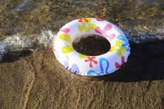 Okanagan family beach Resorts Stock Photography