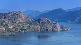 Okanagan Lake Peachland British Columbia Canada Royalty Free Stock Photo