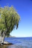 Okanagan Lakeside Resorts Royalty Free Stock Photos