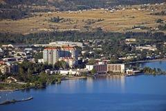 okanagan pentincton λιμνών Στοκ εικόνα με δικαίωμα ελεύθερης χρήσης