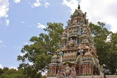 Okanda Kovil Stock Photos
