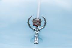 Okapturza ornament pełnych rozmiarów osobisty luksusowy samochodowy Cadillac Eldorado siódmego pokolenie Zdjęcie Royalty Free