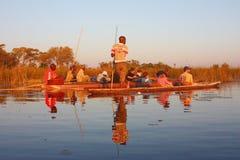 Okavango Delta Stock Images