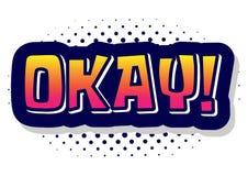 Free Okay Bubble Cartoon Royalty Free Stock Photos - 117966248