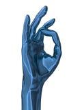 Okay gesture Stock Images
