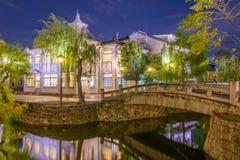 Okayama Canals Royalty Free Stock Photo