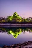 Okayama Castle Royalty Free Stock Image