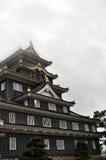 Okayama Castle. (nicknamed Ujyo) in Japan Stock Photography