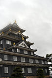 Okayama kasztel Fotografia Stock