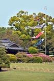 Okayama korakuen japanese garden Royalty Free Stock Image