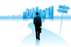Okazja Biznesowa Ilustracja Wektor