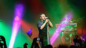 Okean Elzy concert Stock Photo