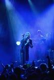 Okean Elzy występ w Helsinki Fotografia Royalty Free