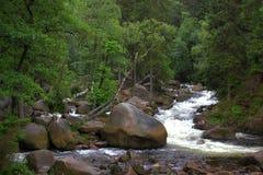 Oker del fiume immagine stock libera da diritti