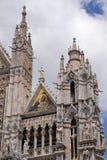 OKER, TUSCANY/ITALY - 18 MEI: Duomo in Oker op 18 Mei, 2013 Royalty-vrije Stock Afbeeldingen
