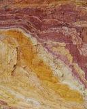 Okerkuilen op het Noordelijke Grondgebied in Australië royalty-vrije stock afbeeldingen