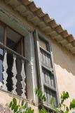 okiennice dach Zdjęcie Stock