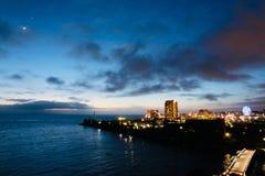 Okinawa American Village immagini stock libere da diritti