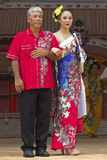 Okinawa Fashion Royaltyfria Foton
