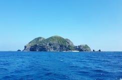 Okinawa Island minuscule photo stock
