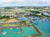 Okinawa Japan stock foto