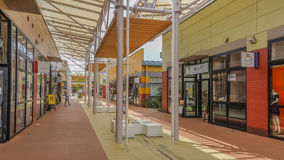OKINAWA, JAPAN - 22. April 2017: Ashibina-Outlet Center in Okina Stockfoto