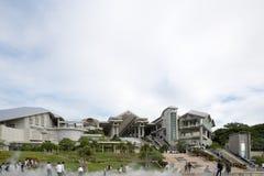 OKINAWA, JAPAN - October 19 , 2017: Okinawa Churaumi Aquarium, O royalty free stock image