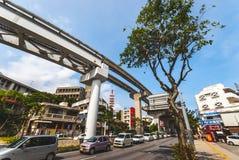 Okinawa Monorail Imagen de archivo