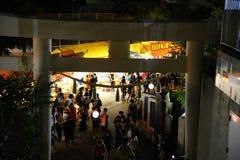 OKINAWA - 8 OCT: RBC Citizen Festival in Onoyama Park, Okinawa, Japan on 8 October 2016 Royalty Free Stock Image