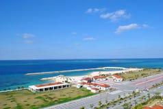 Okinawa Southern Beach Fotografia Stock