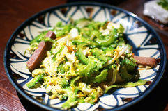 Okinawan Cuisine Stock Photography