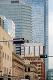 Okla oklahoma city skyline Stock Photos