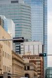 Okla oklahoma city skyline Stock Photos