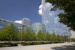 Oklahoma City bonito EUA imagens de stock royalty free