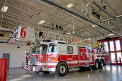 Oklahoma city Fire Engine Royalty Free Stock Photos