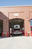 Oklahoma city Fire Engine Stock Photo