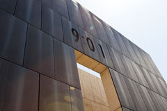 Oklahoma City National Memorial Stock Photo