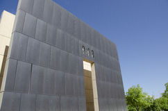 Oklahoma city national memorial and museum Royalty Free Stock Image