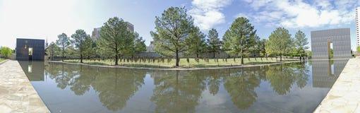 Oklahoma city National Memorial & Museum Stock Photography