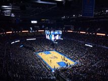Oklahoma City Thunder Arena Stock Images