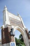 Oklahoma City University Stock Photo