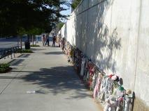 Oklahoma- Citybombardierung-Denkmal Lizenzfreies Stockfoto