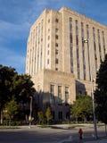 Oklahoma County house in the center of Oklahoma City. USA 2017 Royalty Free Stock Image