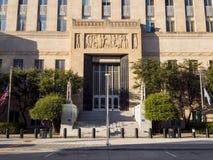Oklahoma County house in the center of Oklahoma City Royalty Free Stock Photography