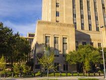 Oklahoma County house in the center of Oklahoma City Stock Photos