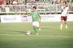 Oklahoma Energy FC Vs Republic FC Royalty Free Stock Images