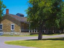 Oklahoma-Haus Lizenzfreie Stockfotos