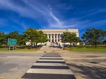 Oklahoma Judicial Center in Oklahoma City. USA 2017 Stock Image