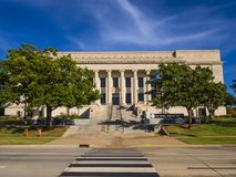 Oklahoma Judicial Center in Oklahoma City. USA 2017 Royalty Free Stock Photos